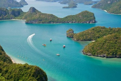 tours in Koh Samui full day Angthong National Park