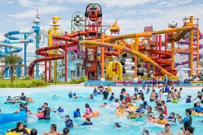 Cartoon Network theme park Pattaya