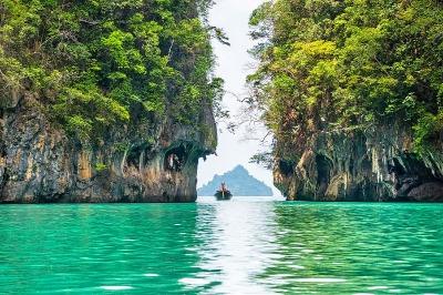 Tours in Krabi Hong Island Tour