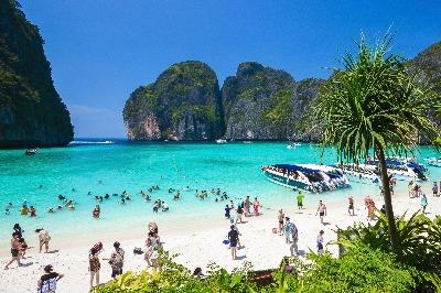Phi Phi Island Deluxe Tour Phuket