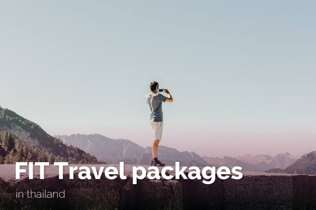 Thailand Tour Operator FIT Travel Packages