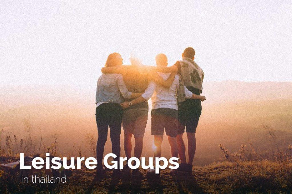 Thailand Tour Operator Leisure Groups Arrangement