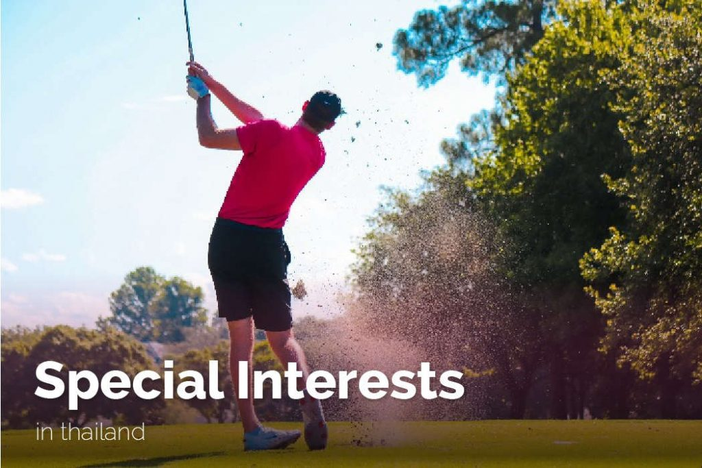 Thailand Tour Operator Special Interests handling