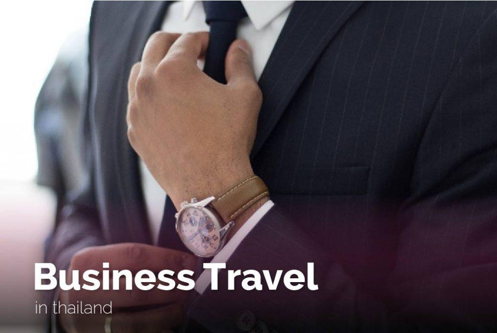 Thailand Tour Operator Business Travel