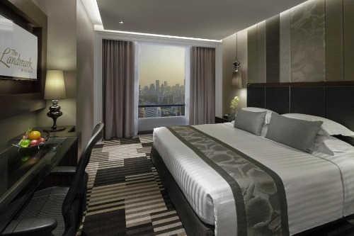 ASQ Package at the Landmark Hotel Bangkok