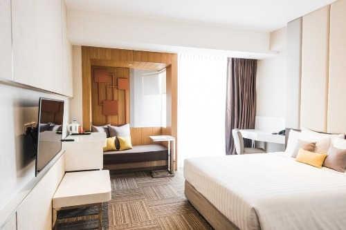 ASQ Package at Two Three Hotel Bangkok