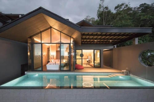 ASQ Package at the Senses Pool Villas Phuket