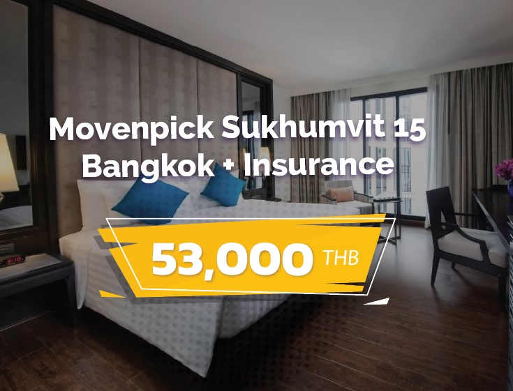 Bundle and Save at Movenpick Sukhumvit 15