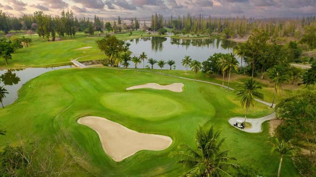 Evergreen-golf-kanchanaburi