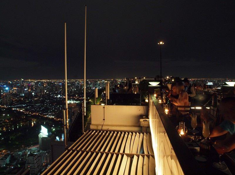 Vertigo Restaurant Rooftop