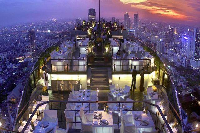 Vertigo Restaurant Bangkok