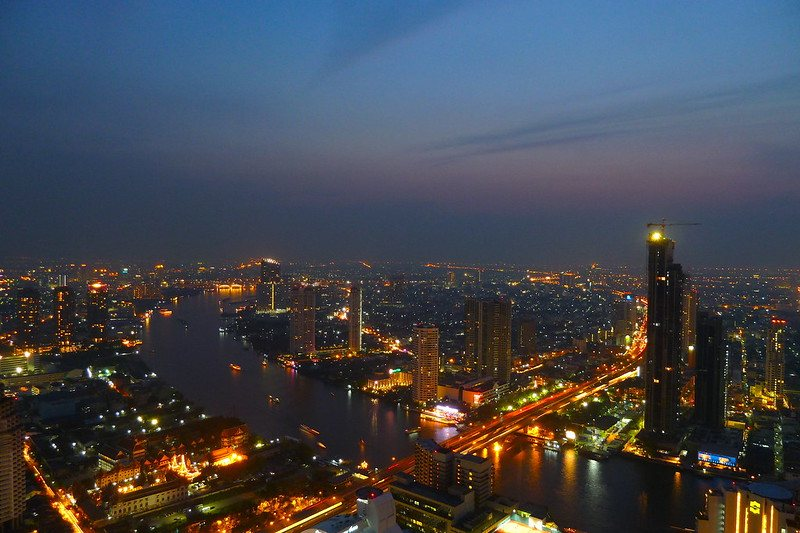 Sky Bar Bangkok Thailand