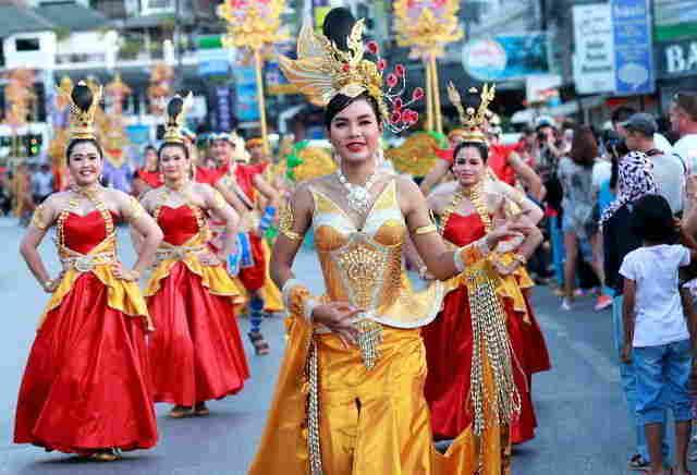 Patong Carnival Phuket