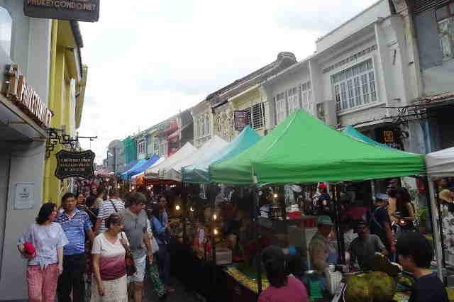Phuket Weekend Market Thailand