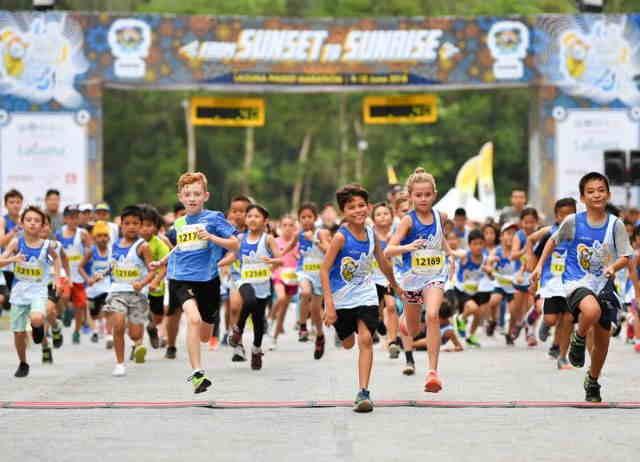 Marathon in Phuket