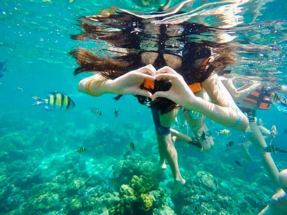 Phi Phi Island by Speed Boat Full Day Tour Snorkeling 2