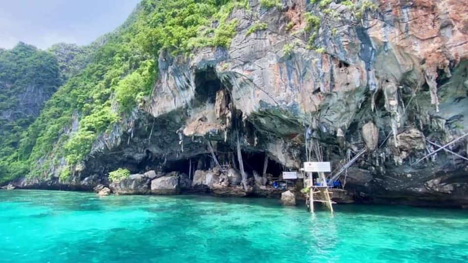 Phi Phi Island by Speed Boat Full Day Tour 1
