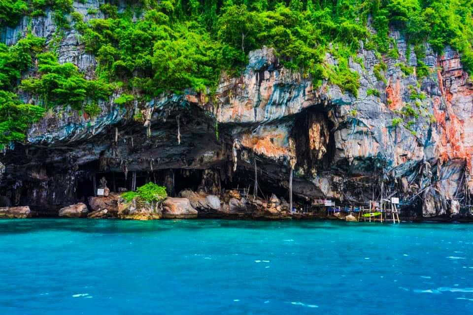 Phi Phi Island by Speed Boat Full Day Tour