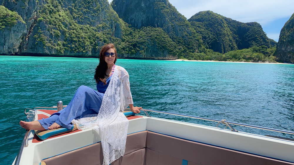 Phi Phi Island by Speed Boat