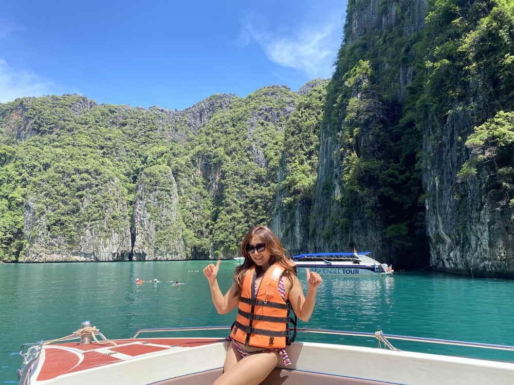 Phi Phi Island Speed Boat