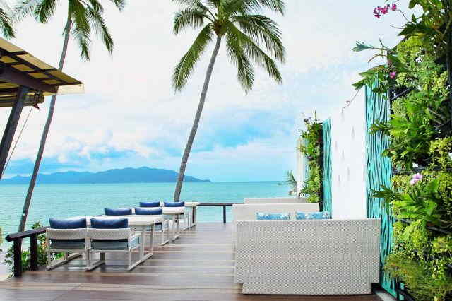The View Restaurant Koh Samui
