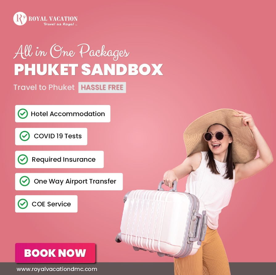 Phuket Sandbox All in One Package Promotion