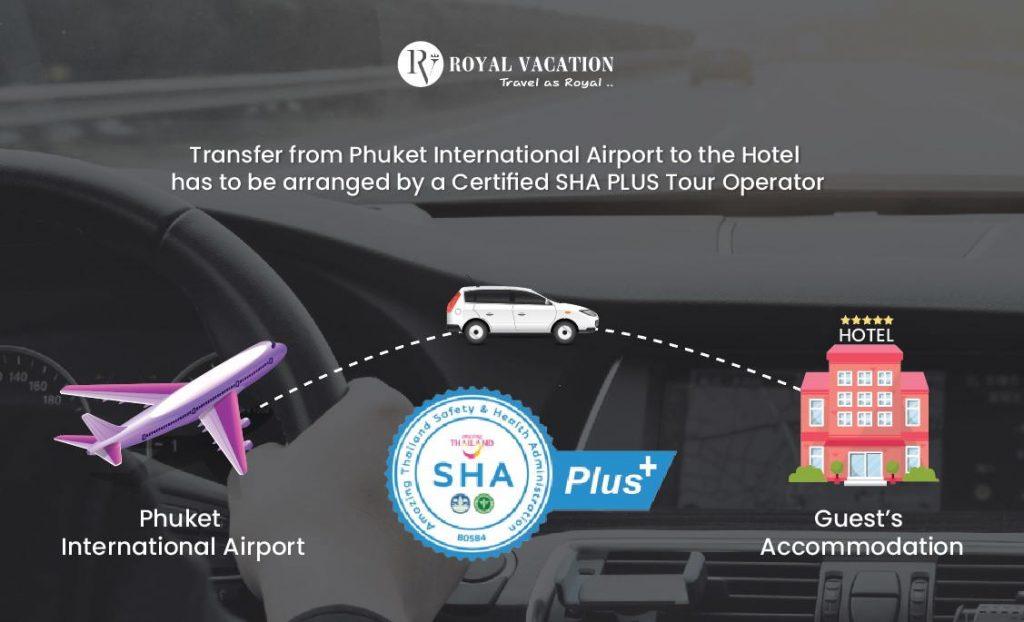 Sha Plus Transfer Phuket Sandbox
