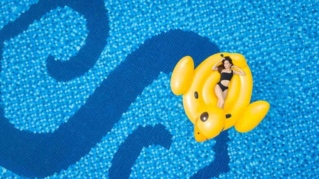 The Senses Phuket Patong Hotel Swimming pool