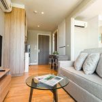 Diamond Resort Phuket Deluxe Suite room living room