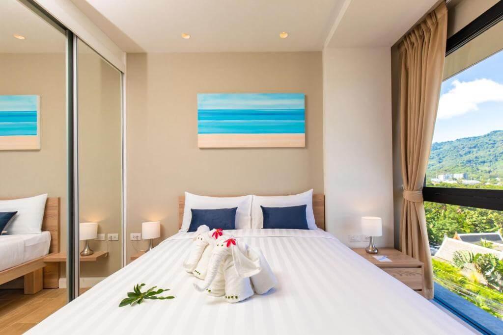 Diamond Resort Phuket Deluxe Suite room