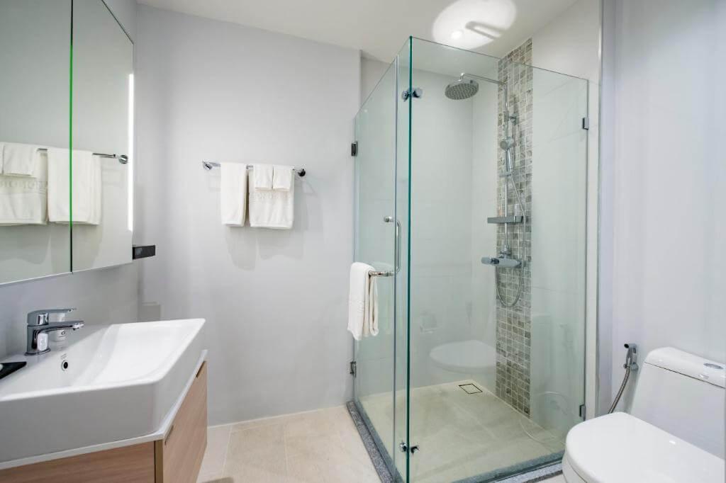 Diamond Resort Phuket Deluxe Suite Toilet