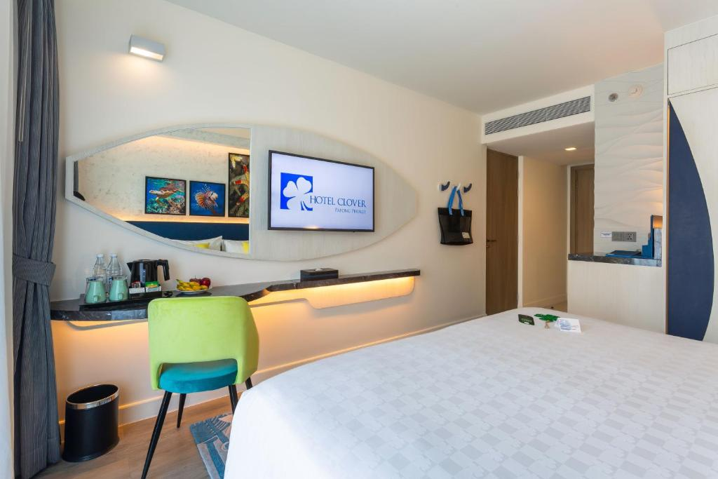 Hotel Clover Phuket Patong Phuket Room 6