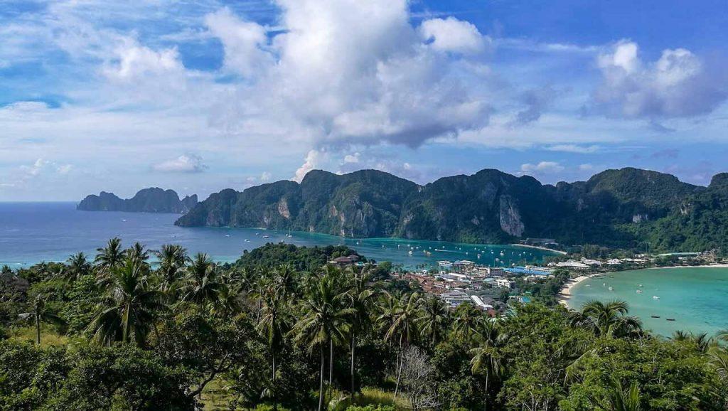 Phi Phi Island to Close temporary