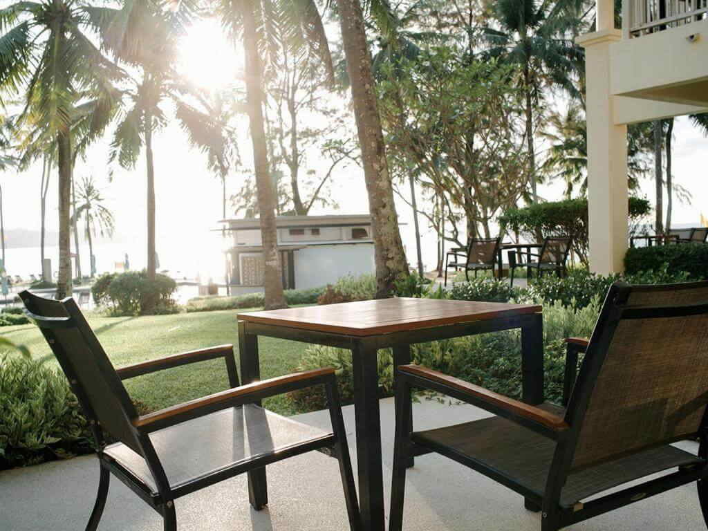 Saii Laguna Ocean View Balcony room 2