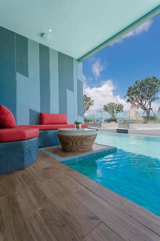 The Crest Phuket Deluxe Pool access sea view 3