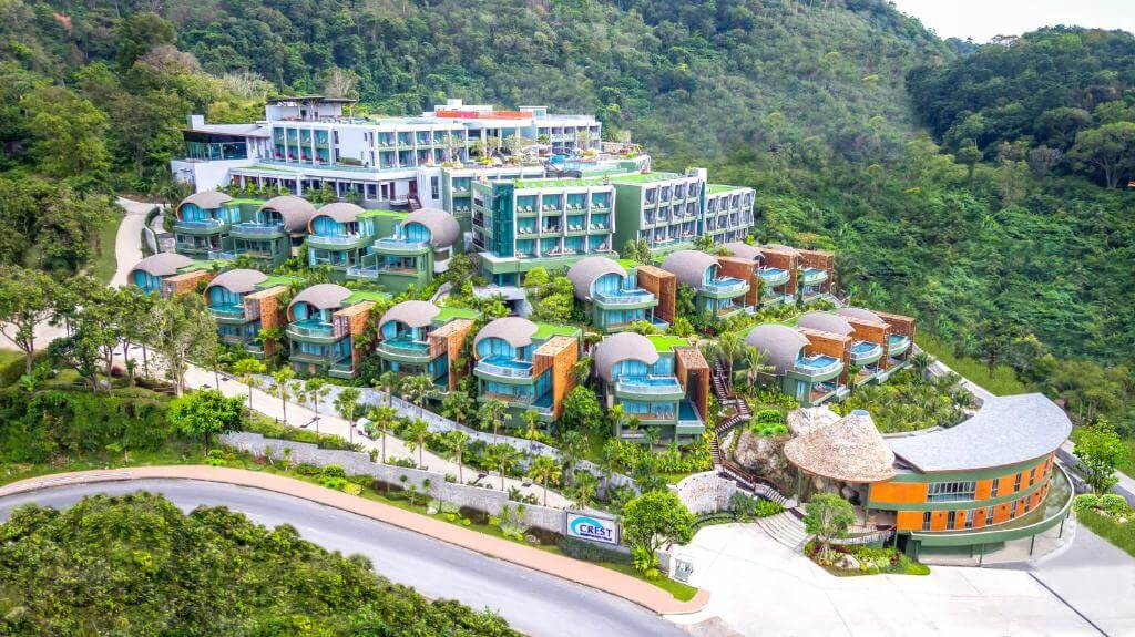 The Crest Resort and Pool Villas 2