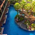 Patong Merlin Hotel Pool