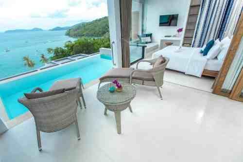 Bandara Villas Phuket Panoramic Pool Villa Cape Panwa