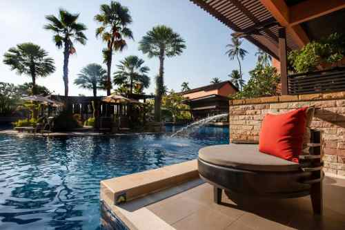 Patong Merlin Hotel Deluxe Pool Access