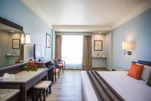 Deluxe Room at Phuket Merlin Hotel