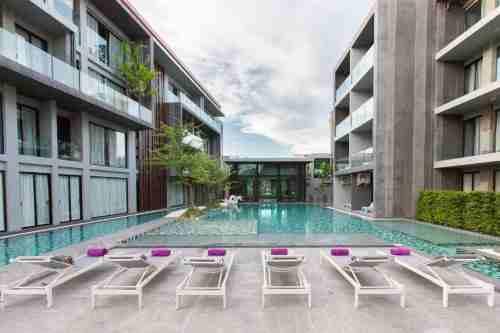 Maya Phuket Hotel Nai Yang Beach
