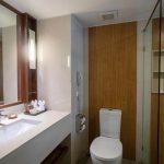 Supeiror Pool VIew Patong Merlin Hotel Toilet