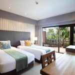 Supeiror Pool VIew Patong Merlin Hotel Twin