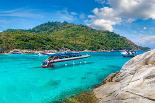 Phuket Sandbox Racha and Coral Island