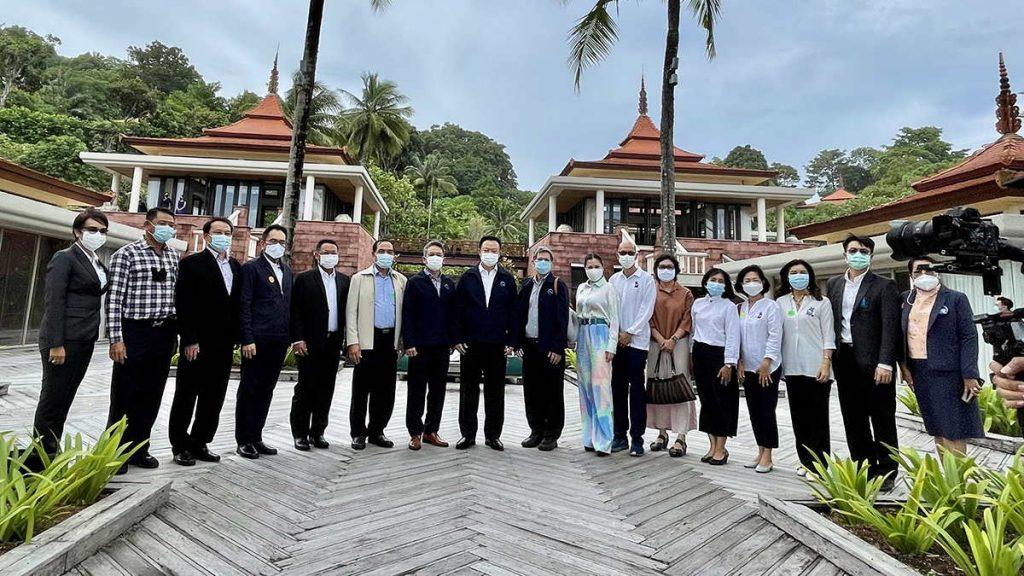 Phuket Sandbox Workshop Meeting