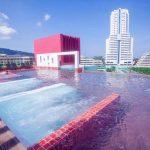 Sleep with me Hotel Swimming Pool rooftop