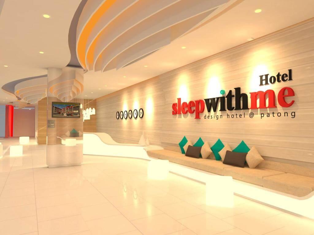 Sleep with me Hotel Lobby