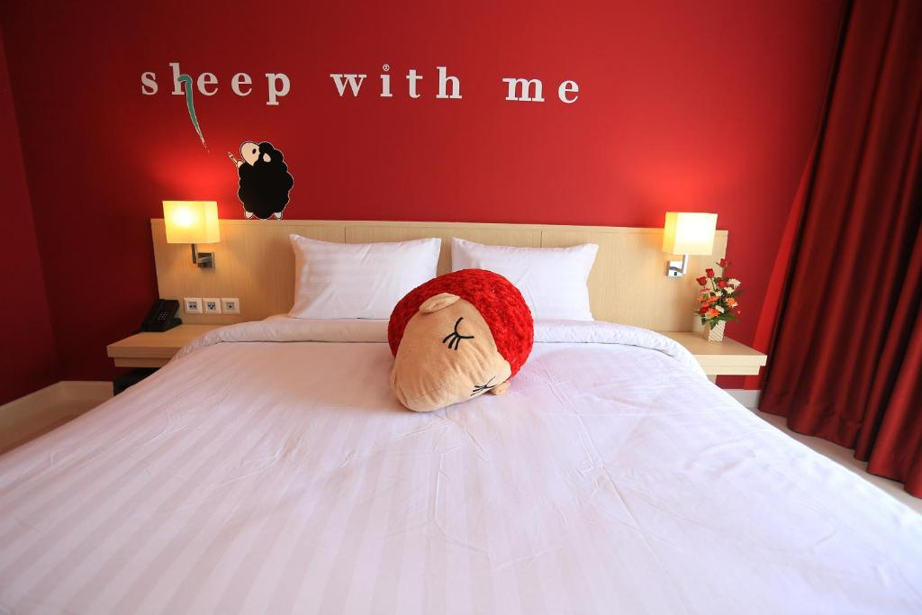 Sleep with me Superior Room