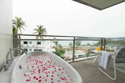Sugar Palm Grand Jacuzzi Deluxe