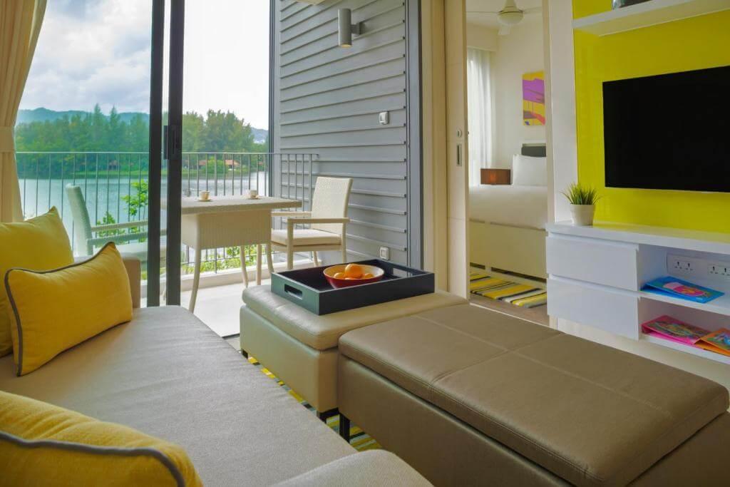 Cassia Phuket One Bedroom suite 11